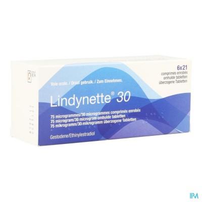 LINDYNETTE 30 COMP 6 X 21