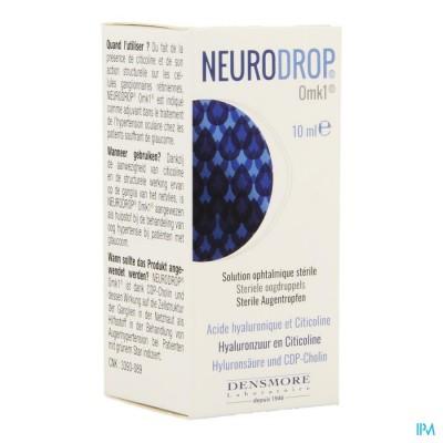 NEURODROP SOL OPTHALM. FL 10ML