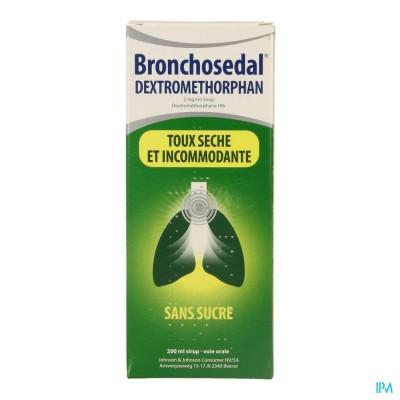 Bronchosedal Dextromethorp Sir 200ml