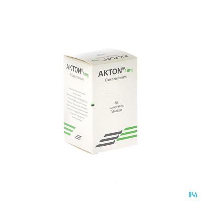 Akton Comp 50 X 1mg