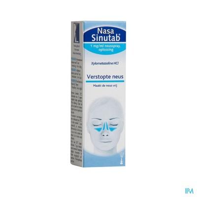 Nasasinutab Spray 10ml 0,1%