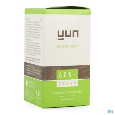 YUN ACN+ CREAM A/ACNE DRY SKIN 50ML