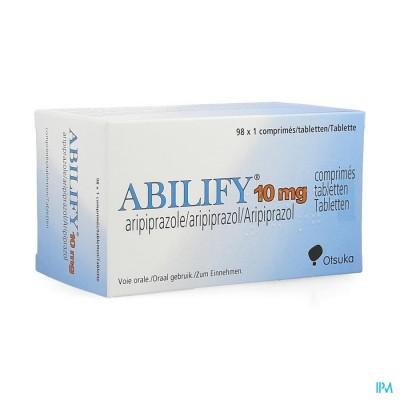 ABILIFY 10MG ORIFARM COMP 98 X 10MG