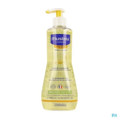 MUSTELA PS WASOLIE 500ML