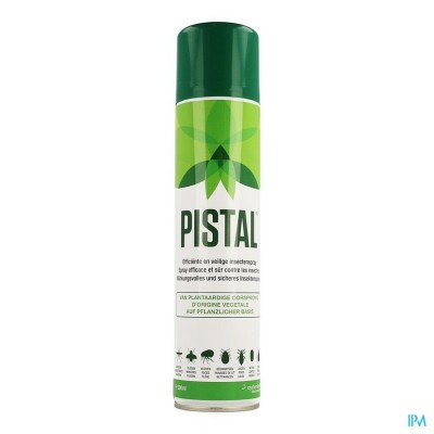 PISTAL INSECT SPRAY 300ML
