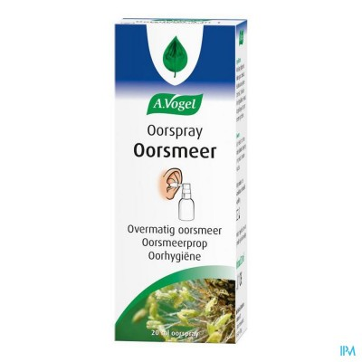 Vogel Oorspray Oorsmeer 20ml