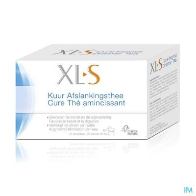 XLS AFSLANKINGSTHEE ZAKJE 20