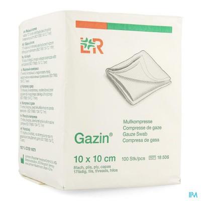 GAZIN KP N/STER 8P 10,0X10,0CM 100 18506