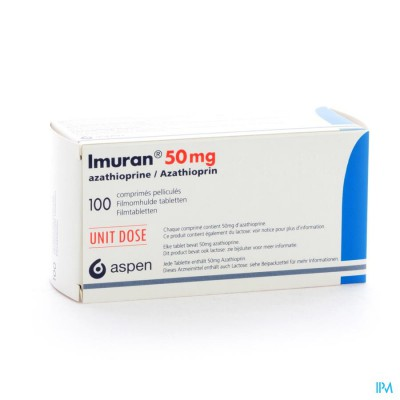 Imuran Comp 100 X 50mg