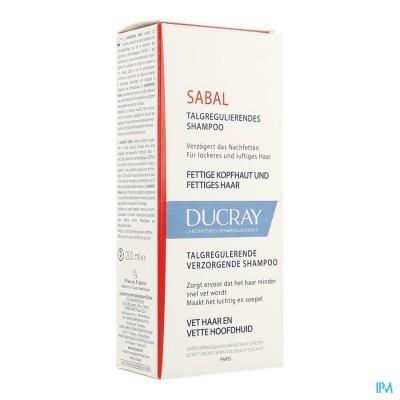 DUCRAY SABAL SH TALGREGULERENDE VERZORG. 200ML