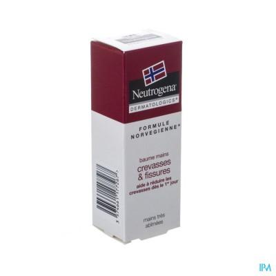 NEUTROGENA N/F HANDBALSEM SCHEURTJES&KLOVEN 15ML