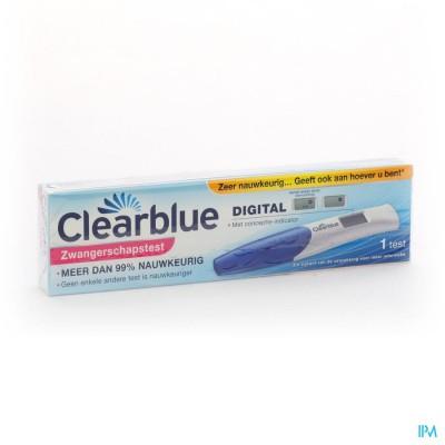 Clearblue Zwangerschapstest Conception Indicator 1