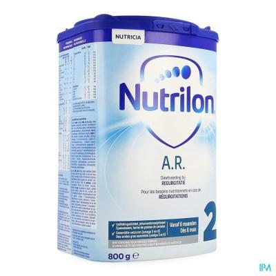 Nutrilon Ar2 Opvolgmelk A/regurgitatie Pdr 800g