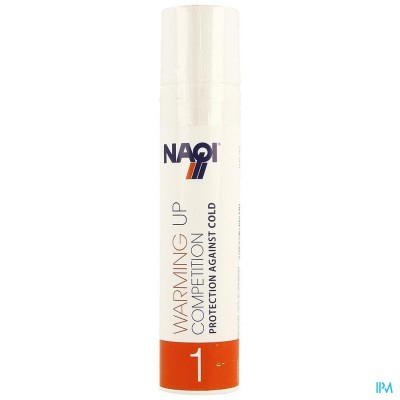 NAQI WARMING UP COMPETITION 1 LIPO-GEL 100ML