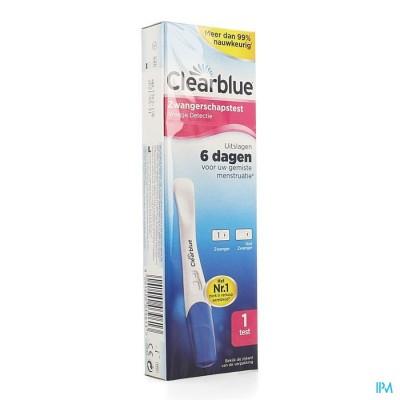 Clearblue Early Vision Stick Zwangerschapstest 1