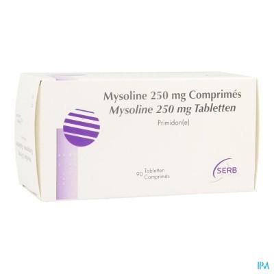 MYSOLINE COMP 90 X 250 MG