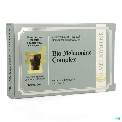 BIO MELATONINE COMPLEX COMP 60