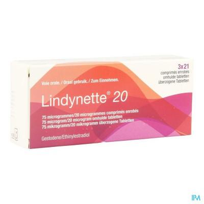 Lindynette 20 Comp 3 X 21