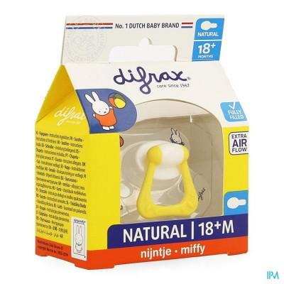 DIFRAX FOPSPEEN NATURAL 18+ NIJNTJE