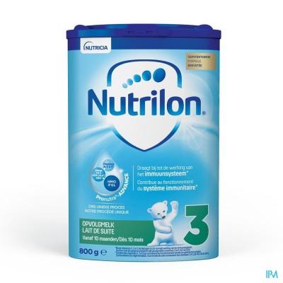 NUTRILON 3 PDR 800G