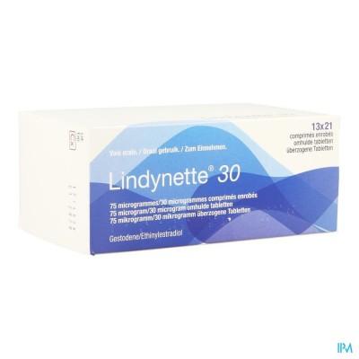LINDYNETTE 30 COMP 13 X 21