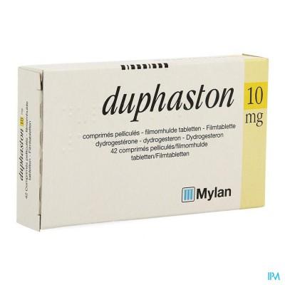 Duphaston Comp Sec 42 X 10mg