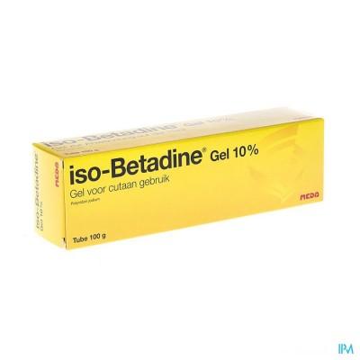 Iso Betadine Gel Tube 100g