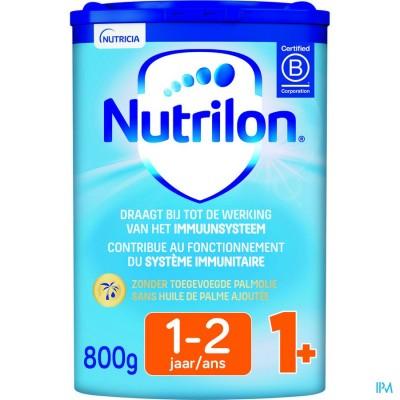 NUTRILON 1+ GROEIMELK PDR 800G VERV.3707130