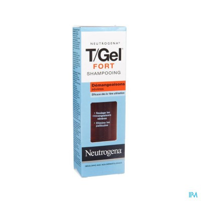 NEUTROGENA T GEL STERKE SH ANTI ROOS 250ML