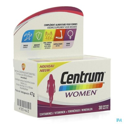 CENTRUM WOMEN COMP 30