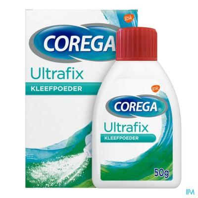 COREGA ULTRAFIX KLEEFPOEDER 50G