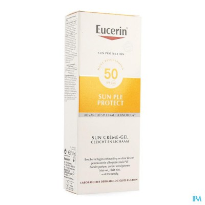 EUCERIN SUN ALLERGY PROTECTION CR-GEL IP50 150ML