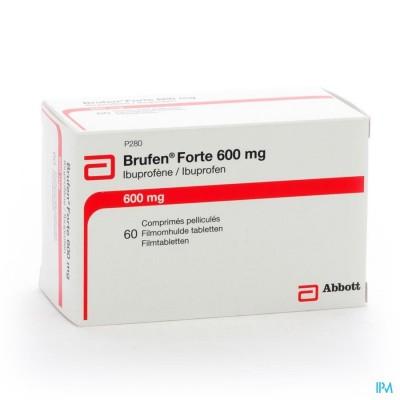 Brufen Forte 600mg Filmomh Tabl 60 X 600mg