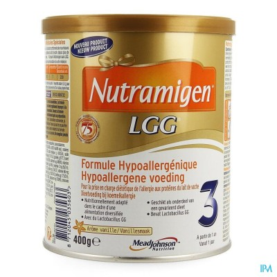 NUTRAMIGEN 3 LGG PDR 400G