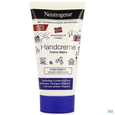 NEUTROGENA N/F HANDCREME PARF 50ML + 50% GRATIS
