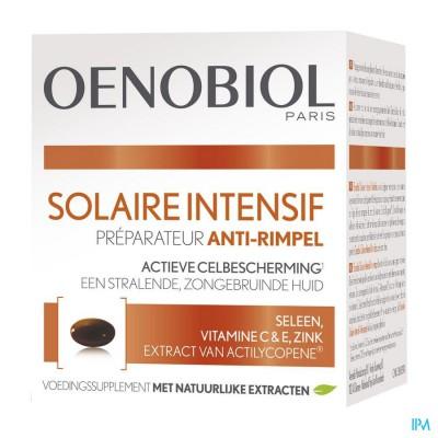 OENOBIOL ZON INTENSIEF A/RIMPEL NF CAPS 30