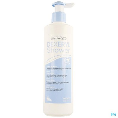DEXERYL SHOWER 500ML