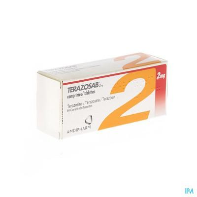 Terazosab Comp 84 X 2mg