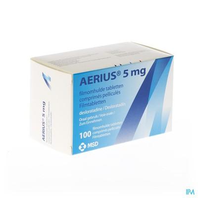 Aerius 5mg Filmomh Comp 100 X 5mg