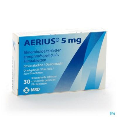 Aerius Comp 30 X 5mg