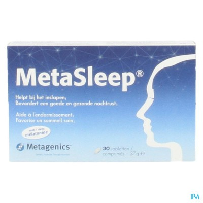 METASLEEP NF COMP 30 22130 METAGENICS
