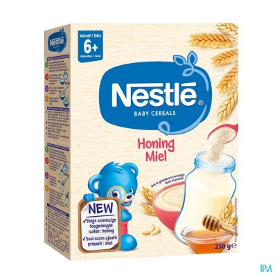 NESTLE BABY CEREALS HONING 250G