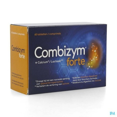 COMBIZYM FORTE COMP 60
