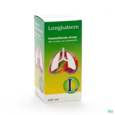 Longbalsem Sir Ad 250ml