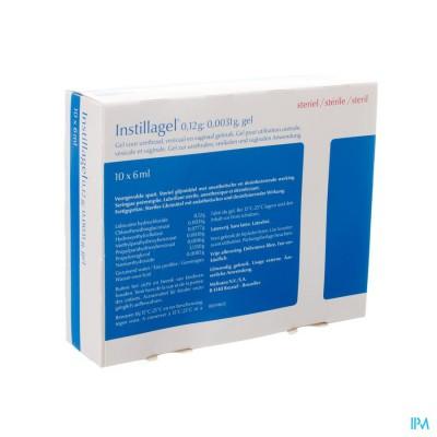 INSTILLAGEL MELISANA 10 X 6 ML