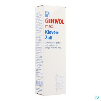 GEHWOL MED KLOVENZALF TUBE 75ML 11140105