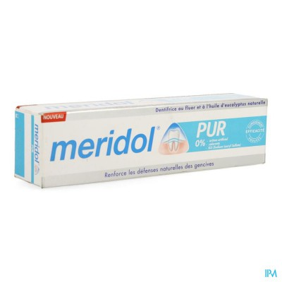 MERIDOL TANDPASTA PUR 75ML