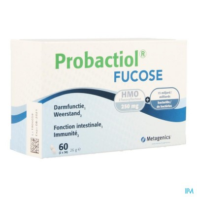 PROBACTIOL FUCOSE CAPS 2X30 26393 METAGENICS