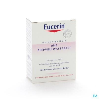 Eucerin Ph5 Wastablet Z/zeep 100g