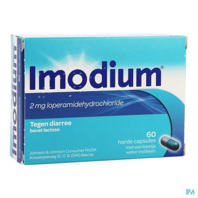 IMODIUM CAPS 60 X 2 MG